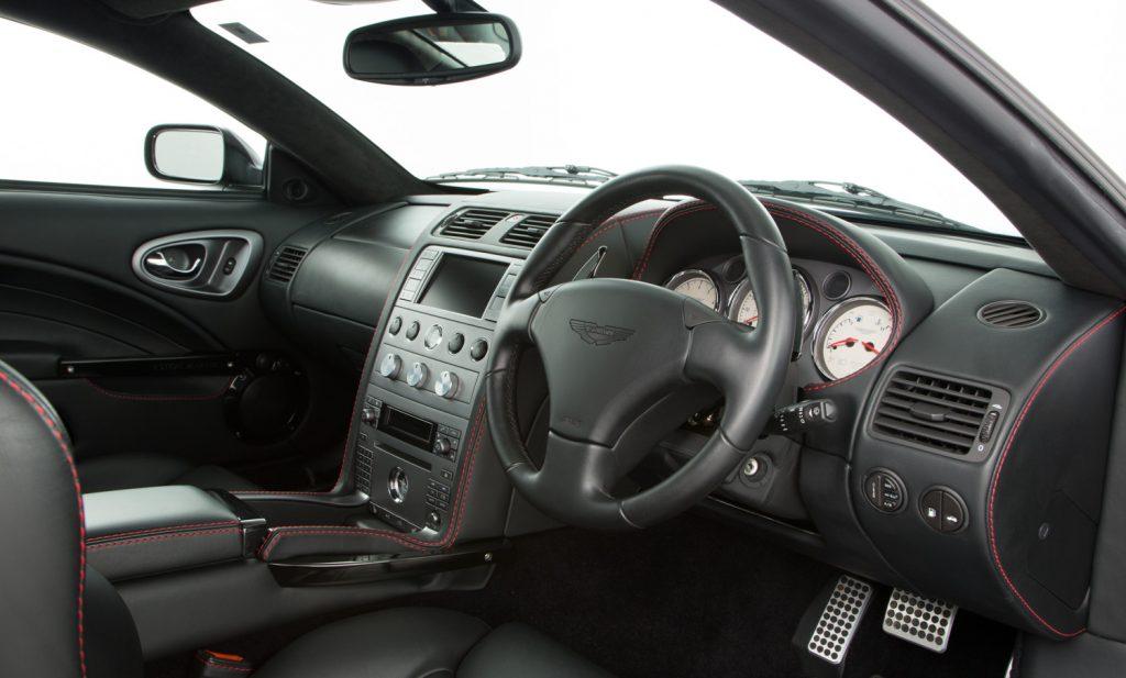 Aston Martin Vanquish S For Sale - Interior 6