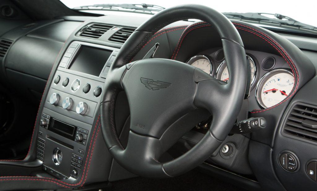Aston Martin Vanquish S For Sale - Interior 7