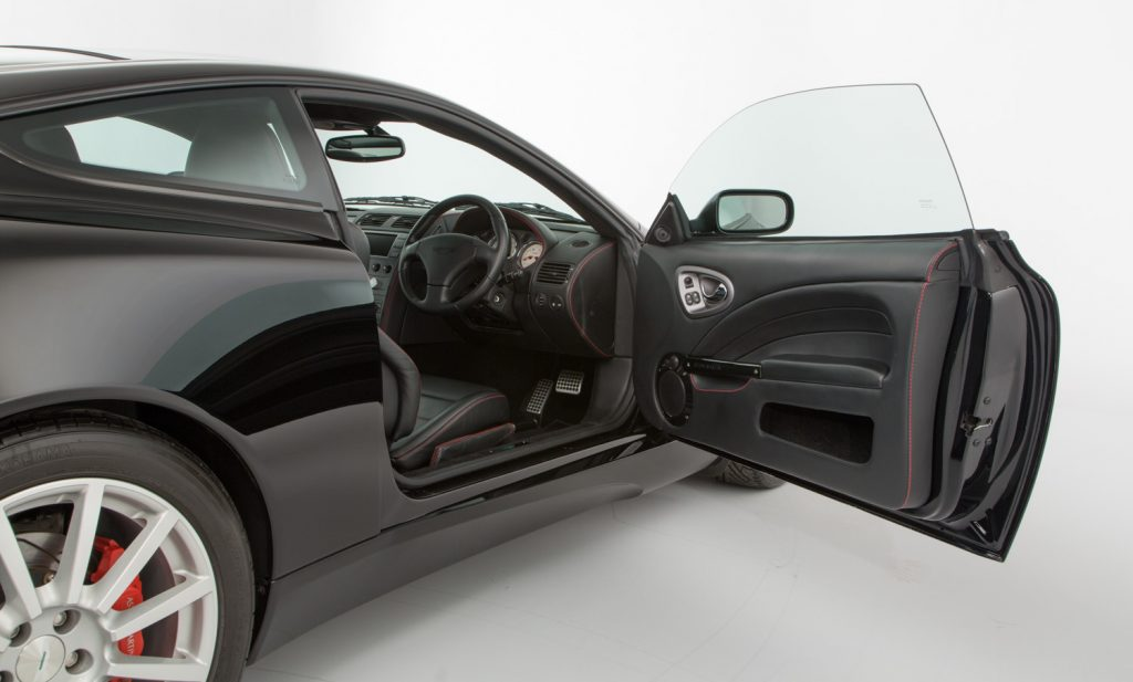 Aston Martin Vanquish S For Sale - Interior 5