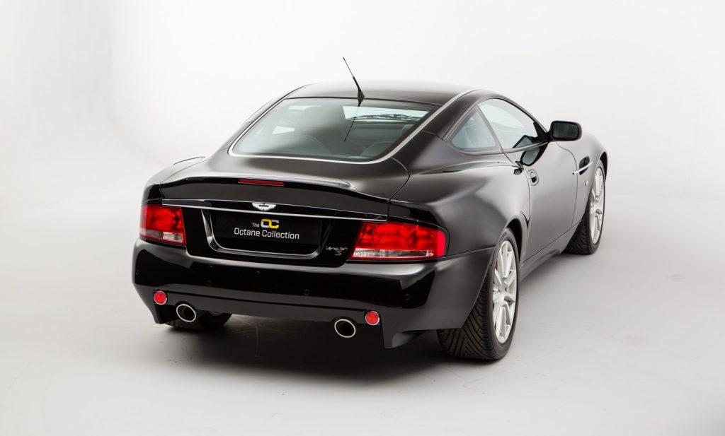 Aston Martin Vanquish S For Sale - Exterior 10