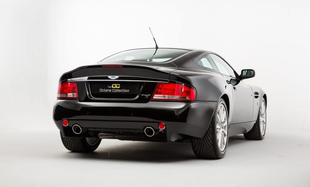 Aston Martin Vanquish S For Sale - Exterior 9