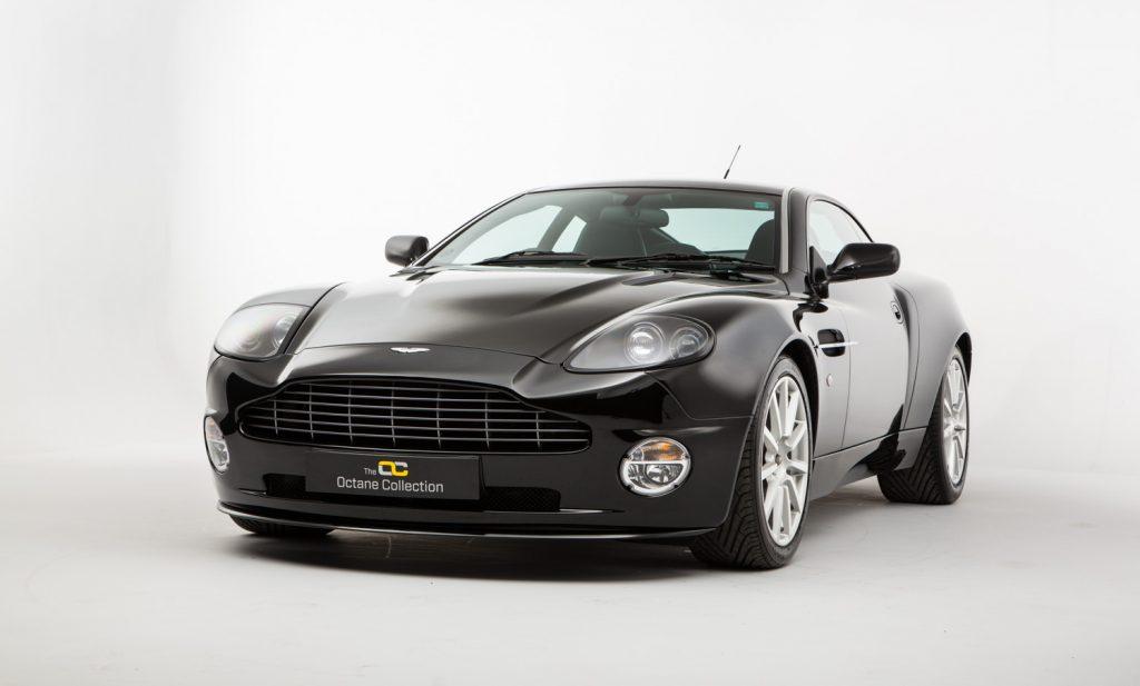 Aston Martin Vanquish S For Sale - Exterior 1