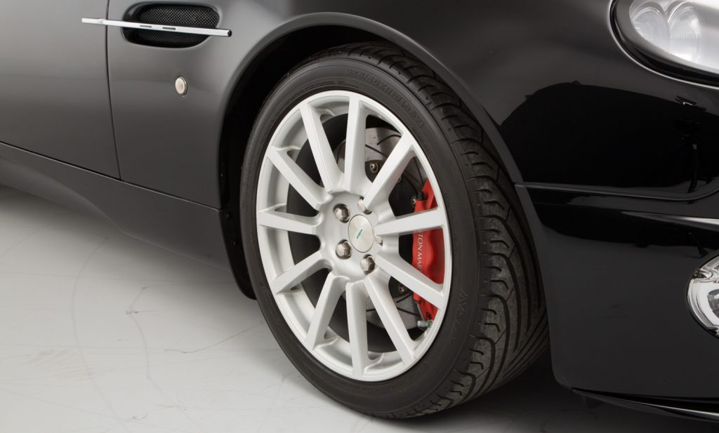 Aston Martin Vanquish S For Sale - Wheels, Brakes and Tyres 1