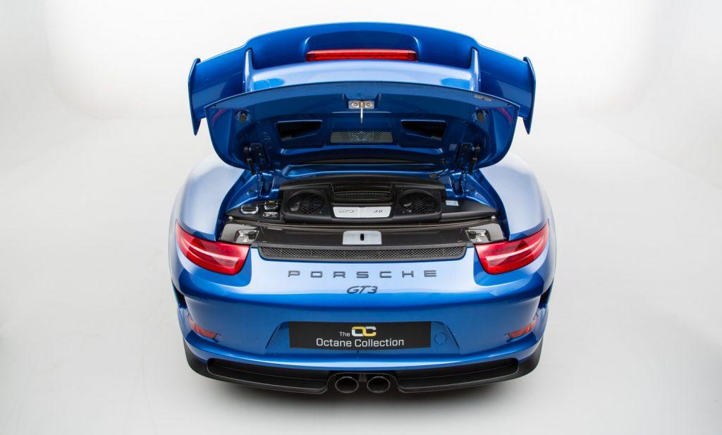 Porsche 991 GT3 For Sale - Engine and Transmission 1