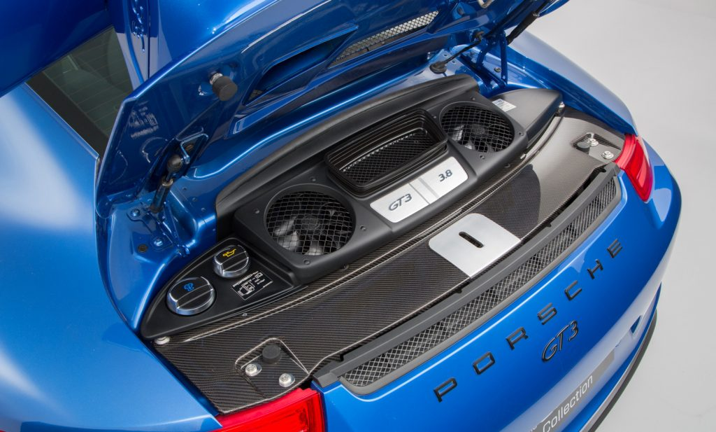 Porsche 991 GT3 For Sale - Engine and Transmission 4