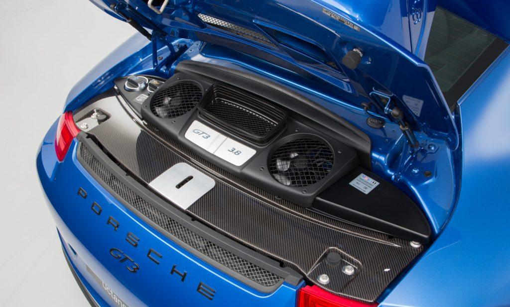 Porsche 991 GT3 For Sale - Engine and Transmission 5