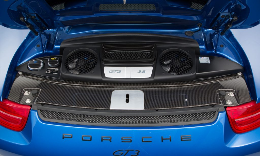Porsche 991 GT3 For Sale - Engine and Transmission 3