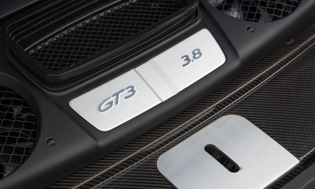Porsche 991 GT3 For Sale - Engine and Transmission 2