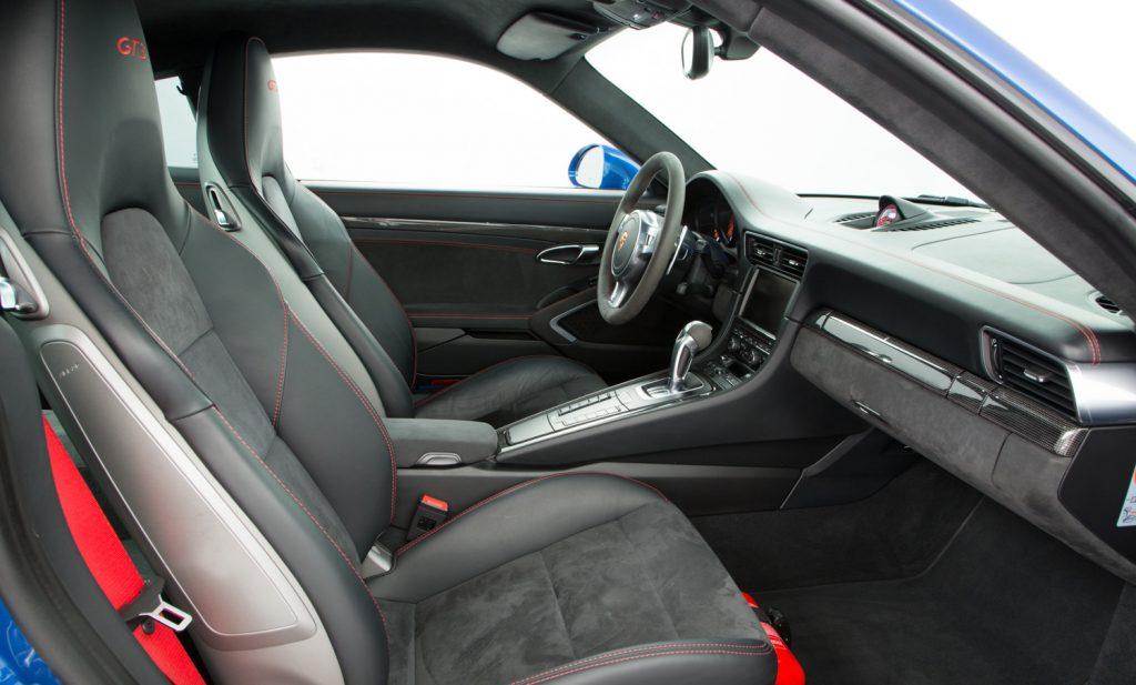 Porsche 991 GT3 For Sale - Interior 4