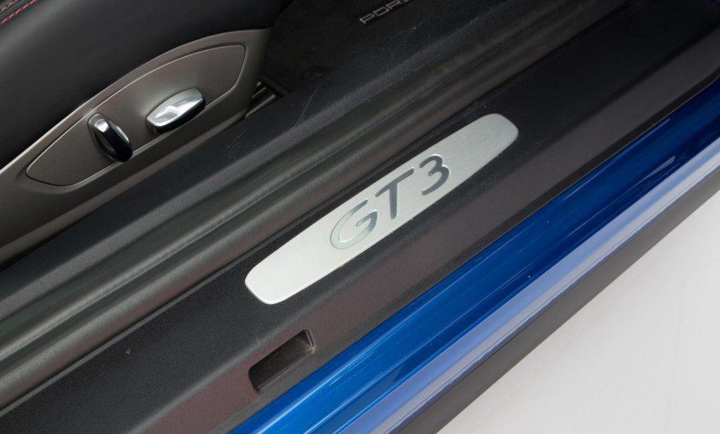 Porsche 991 GT3 For Sale - Interior 8