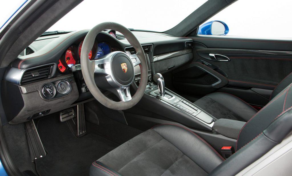 Porsche 991 GT3 For Sale - Interior 2