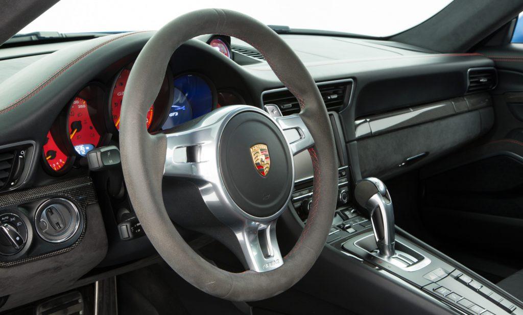 Porsche 991 GT3 For Sale - Interior 3