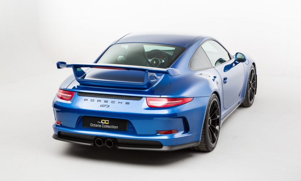 Porsche 991 GT3 For Sale - Exterior 9