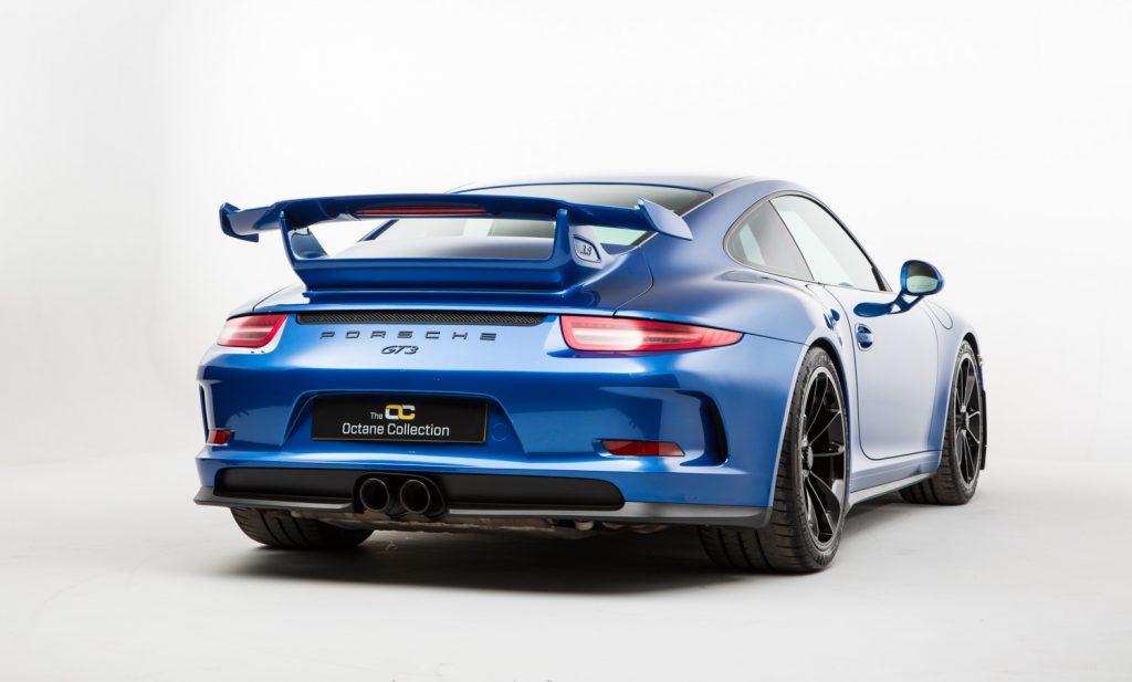 Porsche 991 GT3 For Sale - Exterior 8
