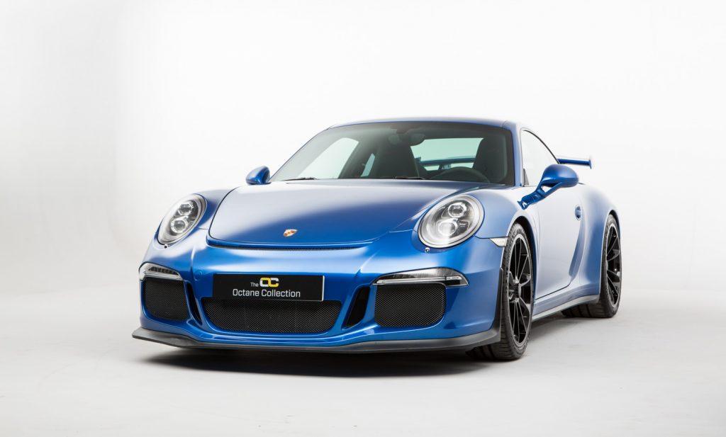 Porsche 991 GT3 For Sale - Exterior 2