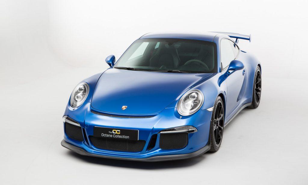 Porsche 991 GT3 For Sale - Exterior 3