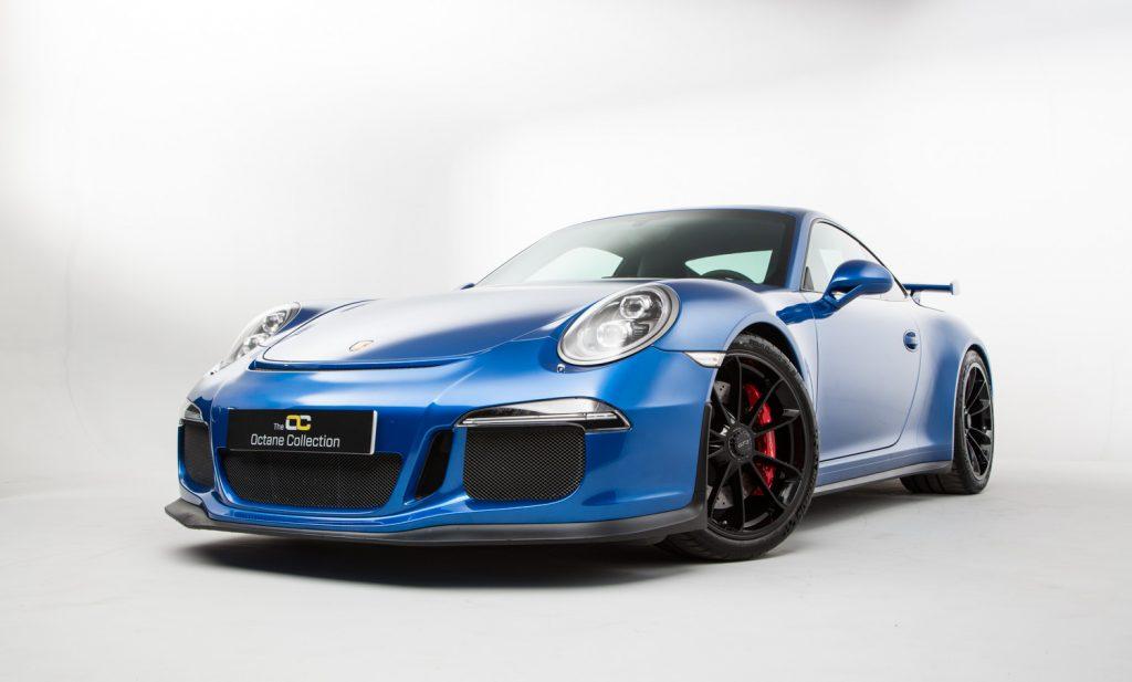 Porsche 991 GT3 For Sale - Exterior 1