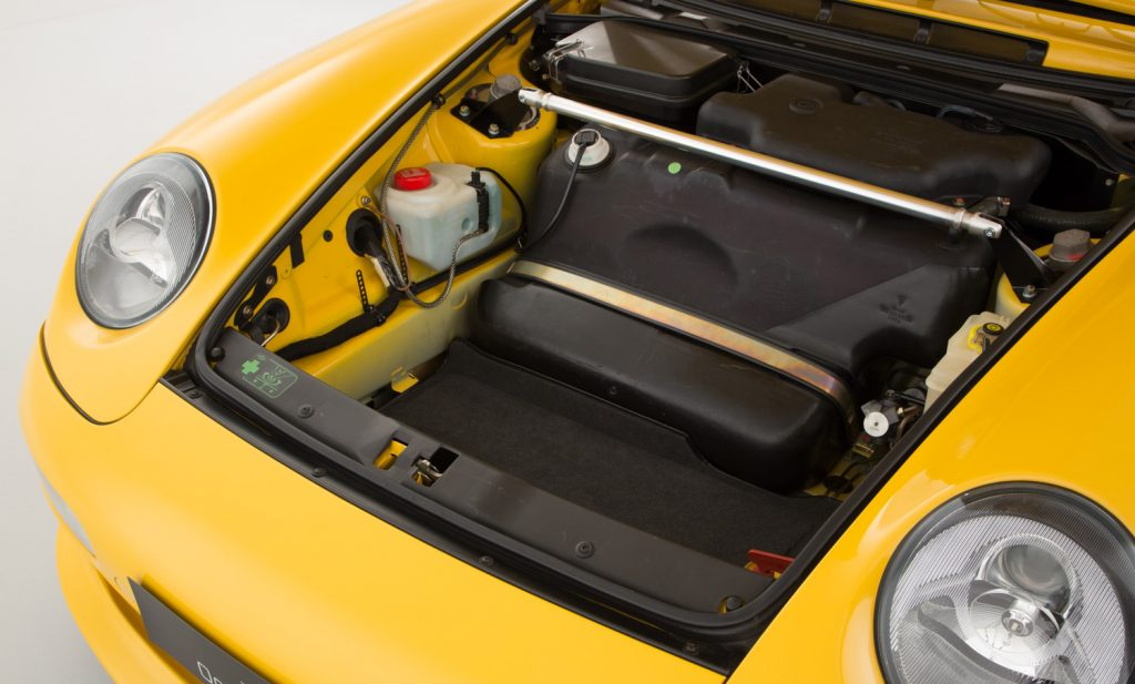 Porsche 993 Carrera RS For Sale - Interior 8