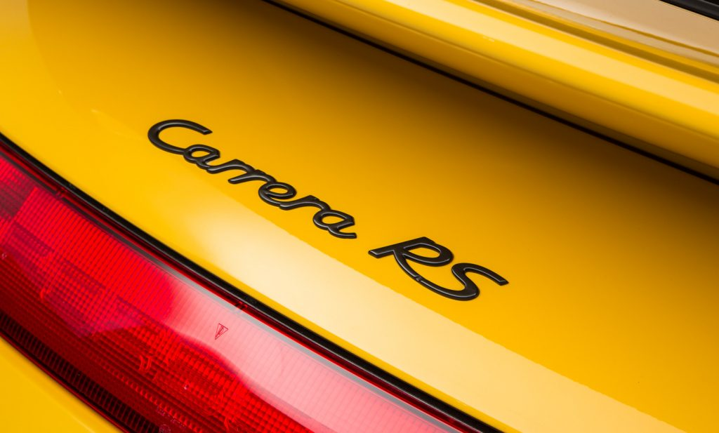 Porsche 993 Carrera RS For Sale - Exterior 16