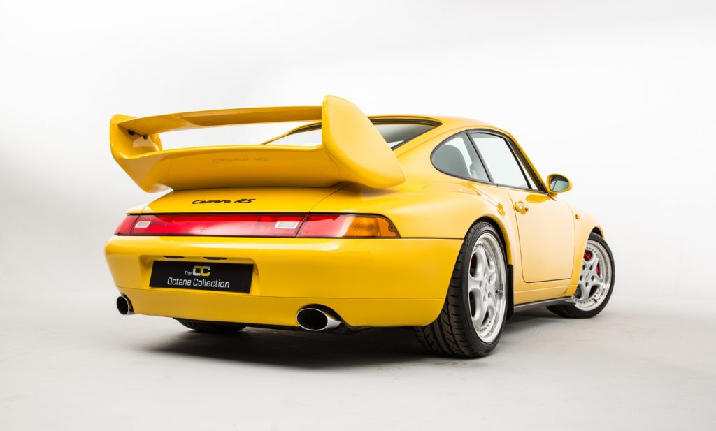 Porsche 993 Carrera RS For Sale - Exterior 10