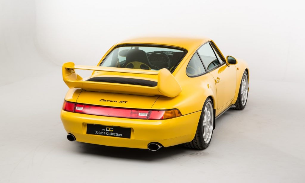 Porsche 993 Carrera RS For Sale - Exterior 12