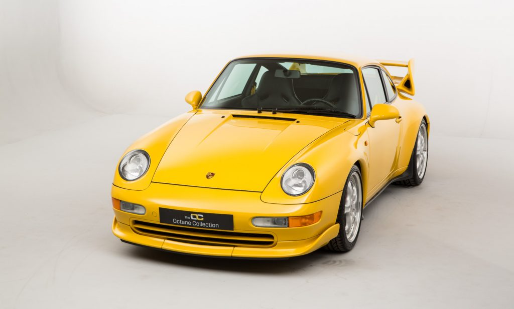 Porsche 993 Carrera RS For Sale - Exterior 3