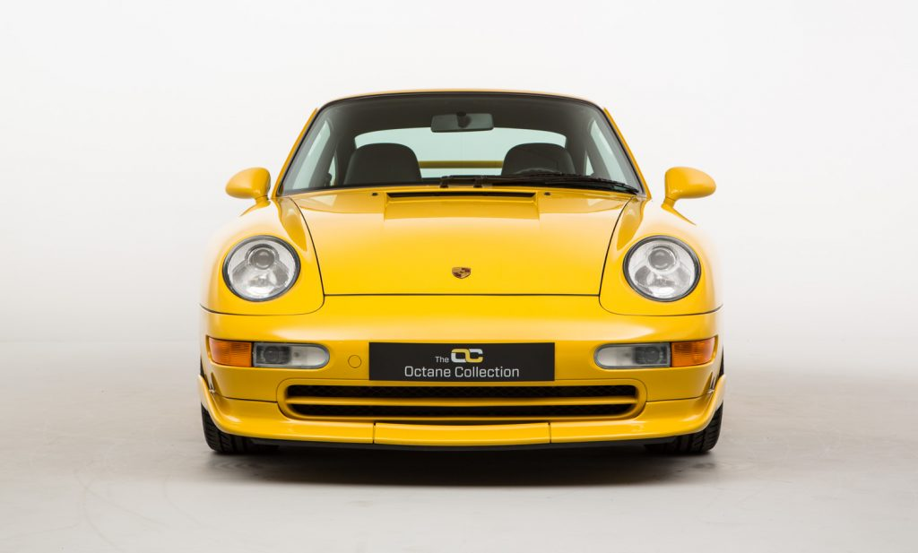 Porsche 993 Carrera RS For Sale - Exterior 6