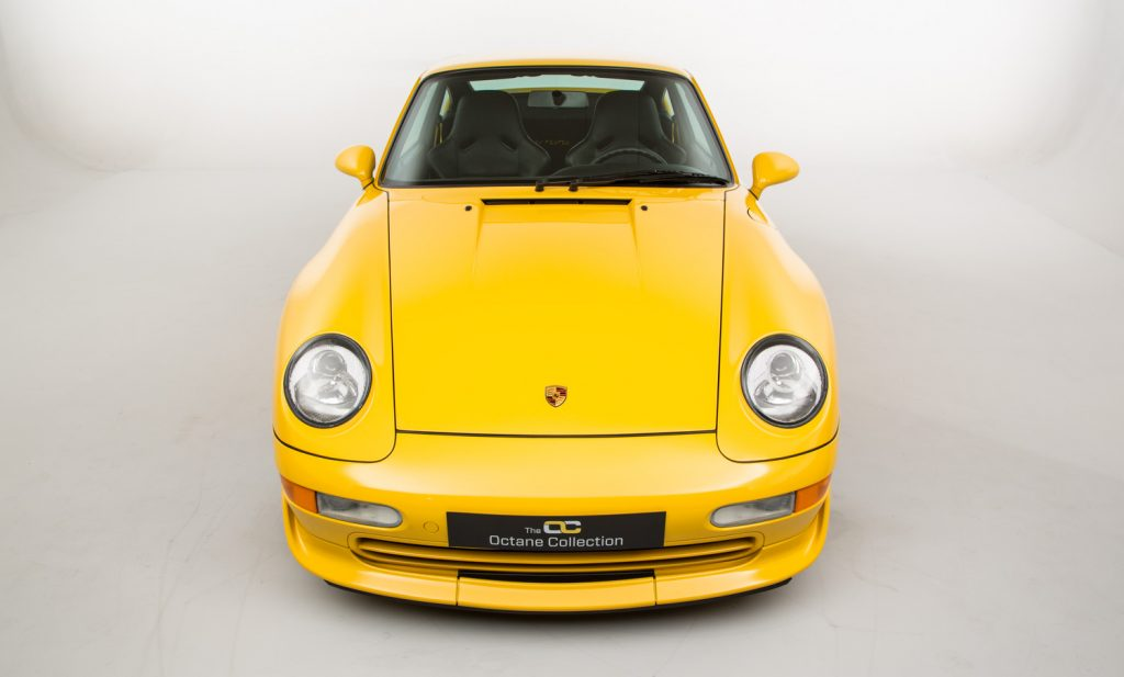 Porsche 993 Carrera RS For Sale - Exterior 5