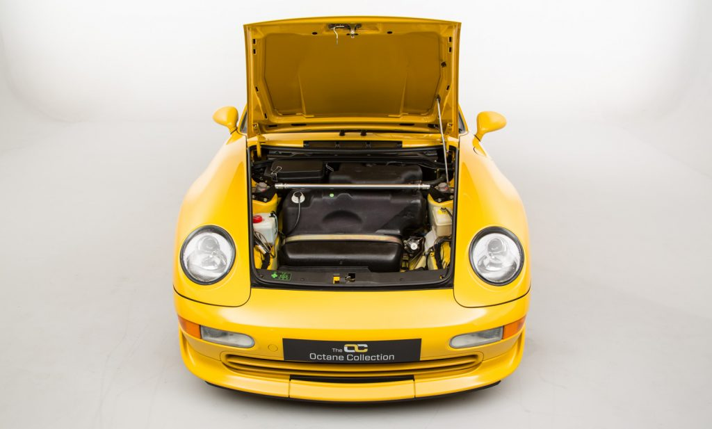 Porsche 993 Carrera RS For Sale - Interior 9