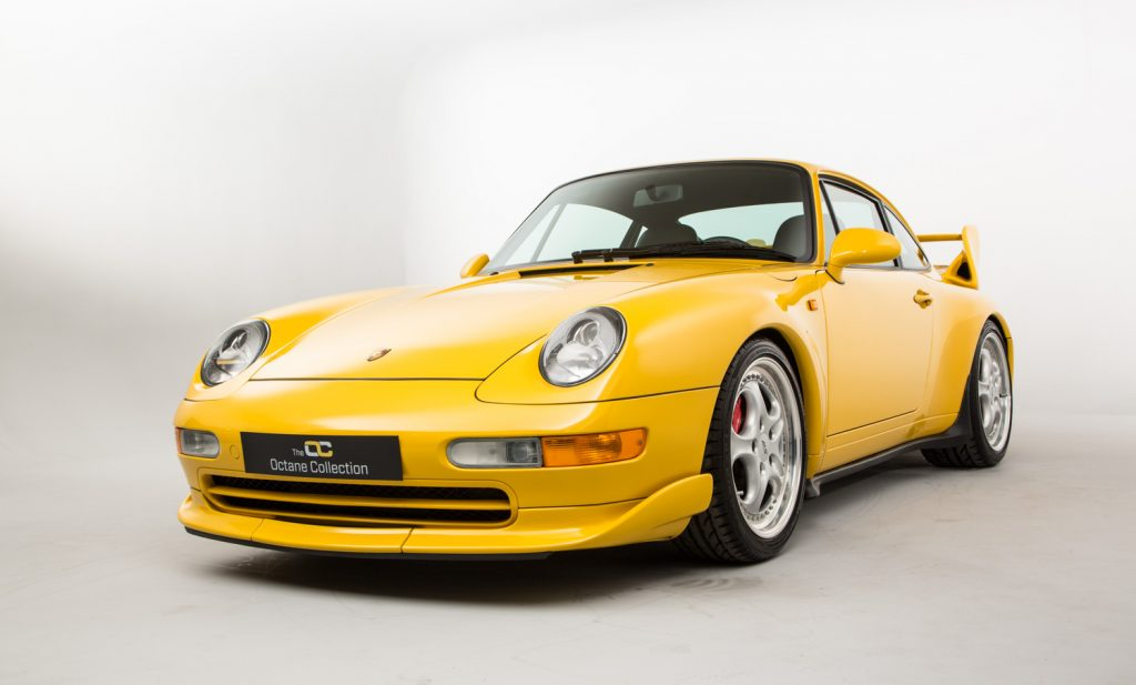 Porsche 993 Carrera RS For Sale - Exterior 1