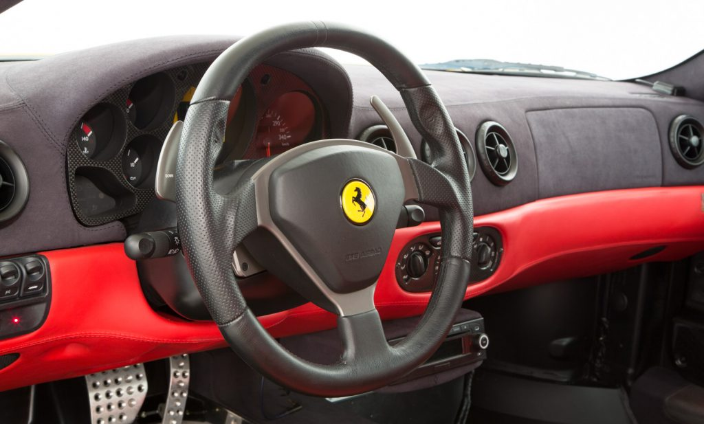 Ferrari Challenge Stradale For Sale - Interior 7