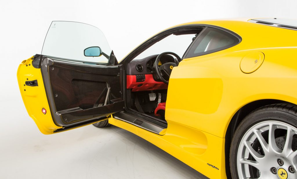 Ferrari Challenge Stradale For Sale - Interior 5