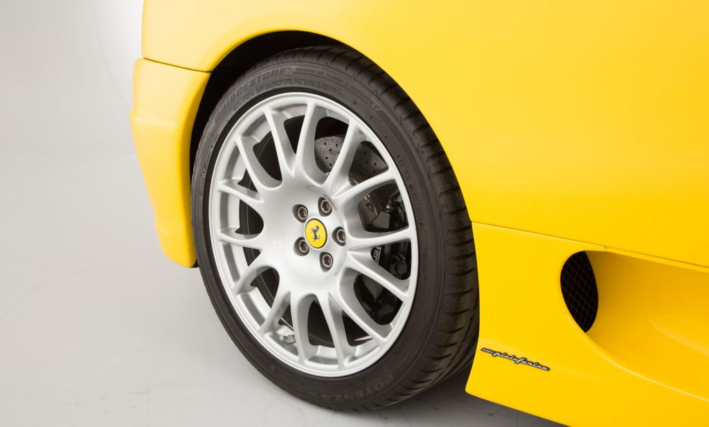 Ferrari Challenge Stradale For Sale - Wheels, Brakes and Tyres 2