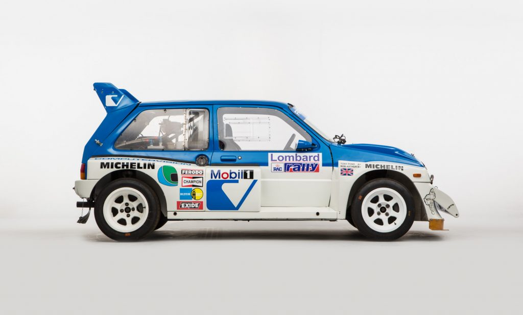 MG Metro 6R4 For Sale - Exterior 9