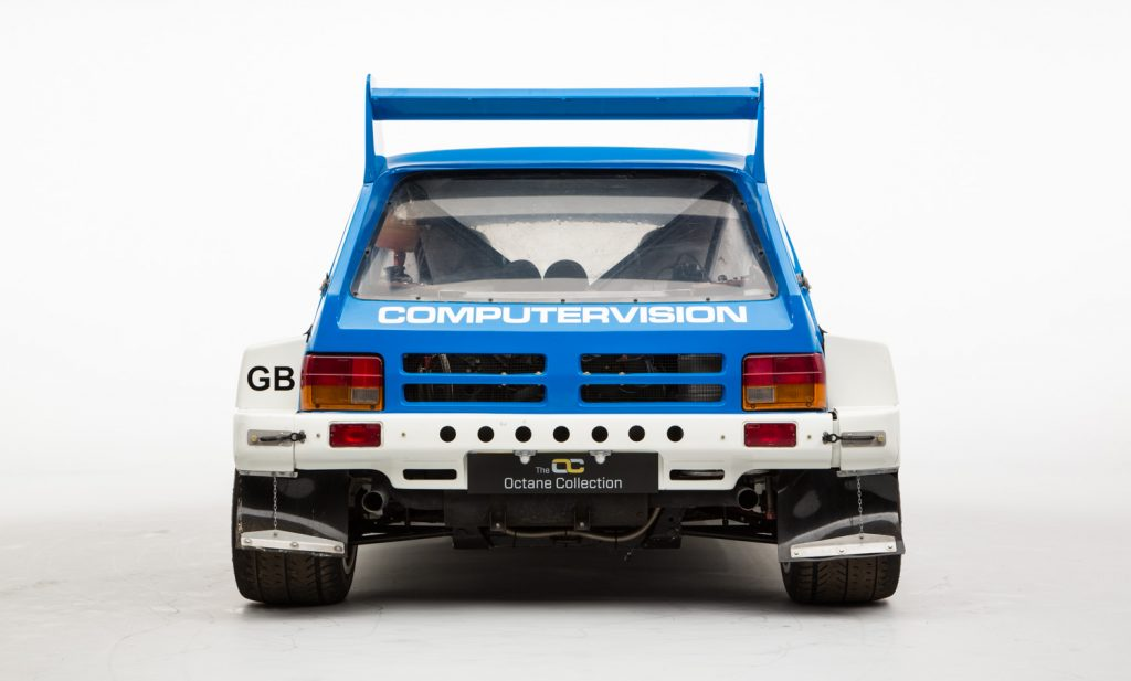 MG Metro 6R4 For Sale - Exterior 17