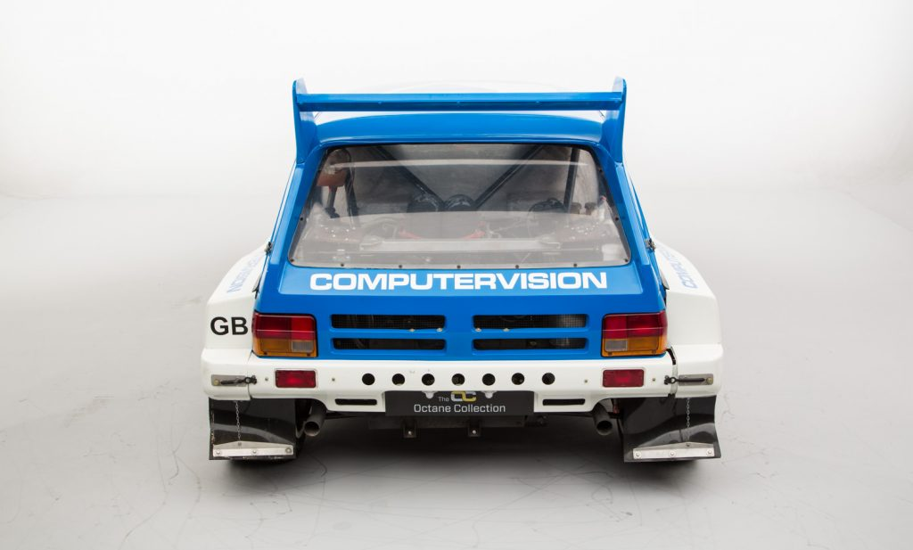 MG Metro 6R4 For Sale - Exterior 15