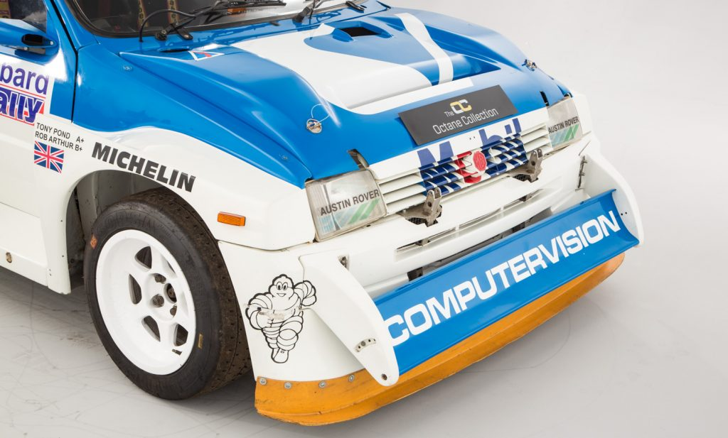 MG Metro 6R4 For Sale - Exterior 7