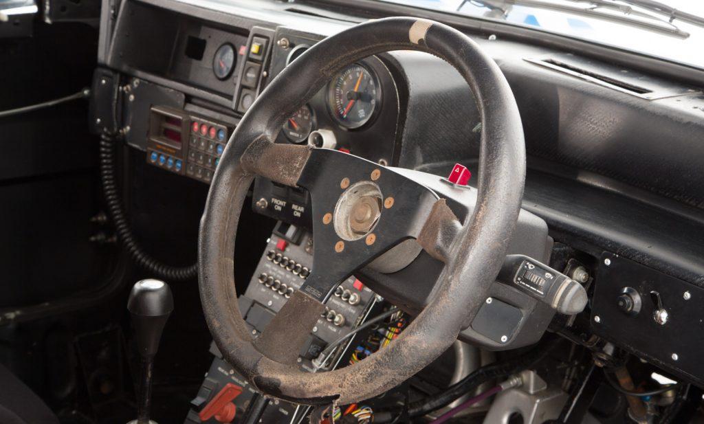 MG Metro 6R4 For Sale - Interior 4