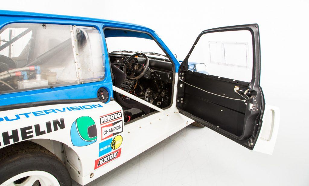 MG Metro 6R4 For Sale - Interior 1