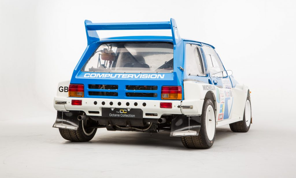 MG Metro 6R4 For Sale - Exterior 14