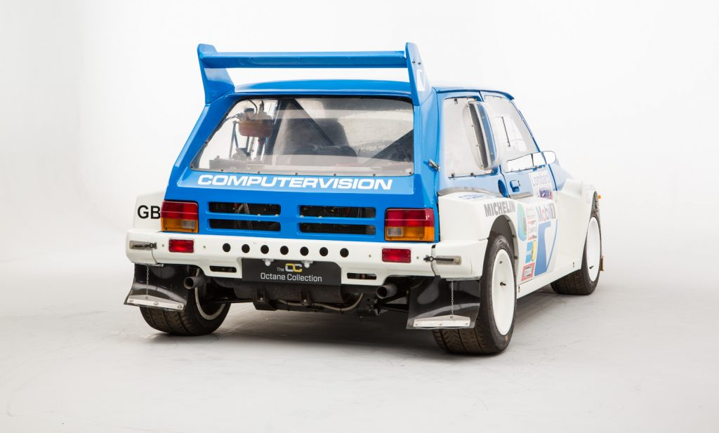 MG Metro 6R4 For Sale - Exterior 12