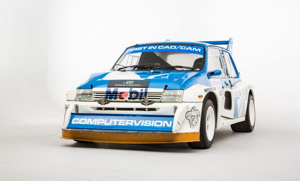MG Metro 6R4 For Sale - Exterior 2