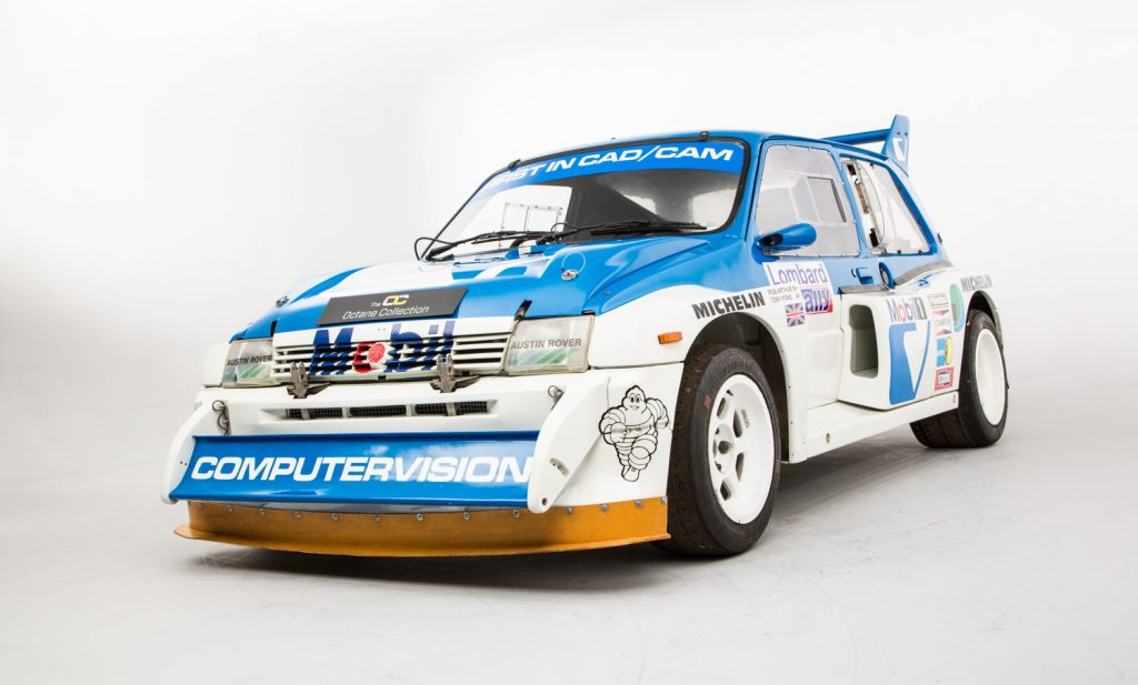 MG Metro 6R4 For Sale - Exterior 1