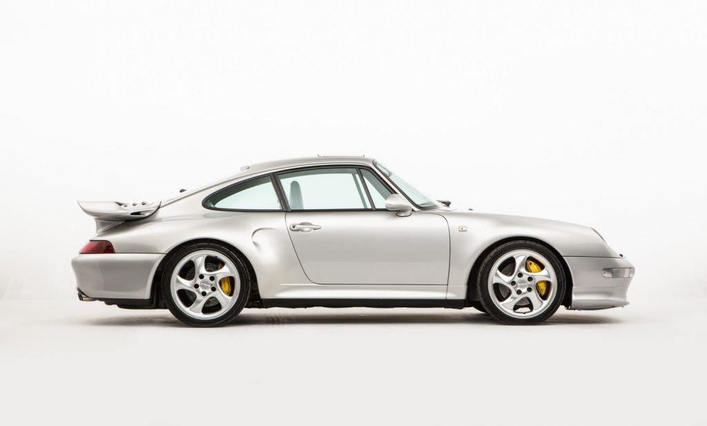 Porsche 911 993 Turbo S For Sale - Exterior 8