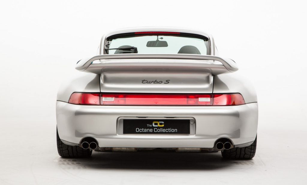 Porsche 911 993 Turbo S For Sale - Exterior 14