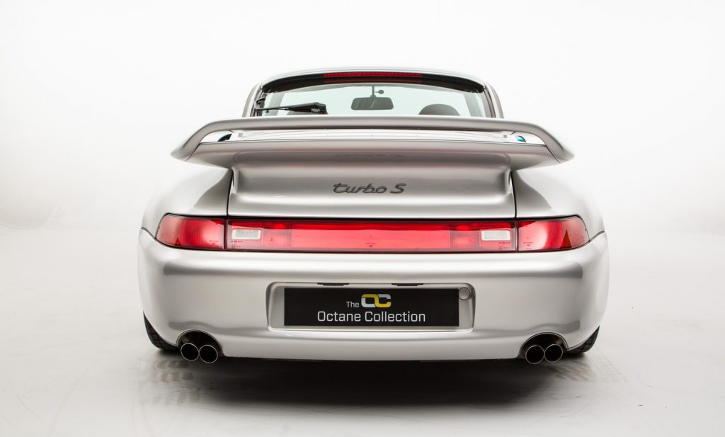 Porsche 911 993 Turbo S For Sale - Exterior 13