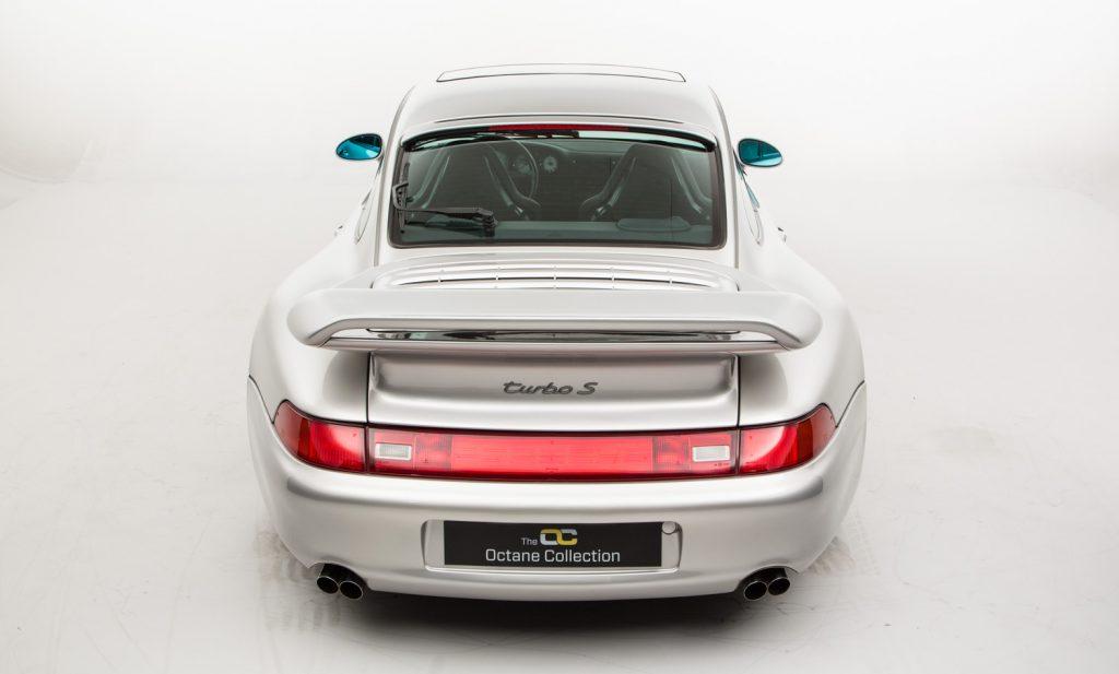Porsche 911 993 Turbo S For Sale - Exterior 12