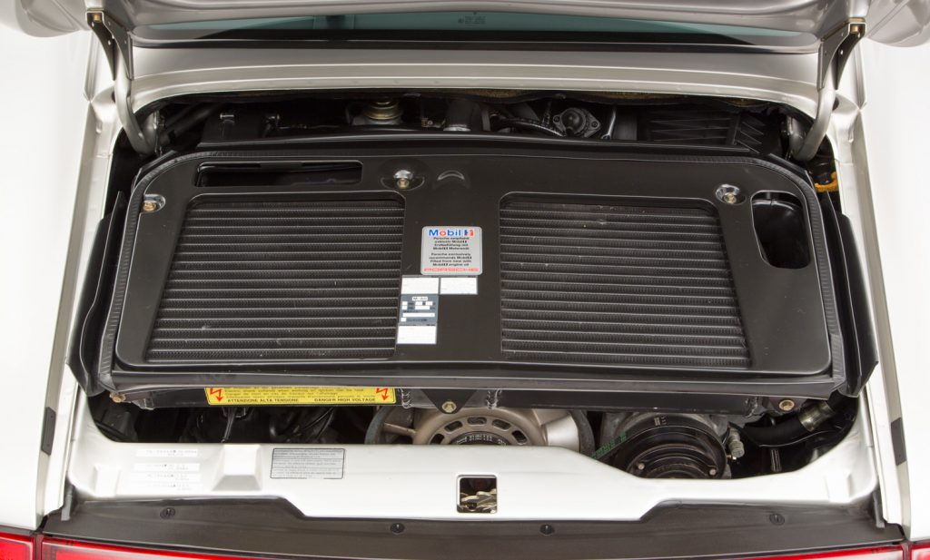 Porsche 911 993 Turbo S For Sale - Engine and Transmission 2