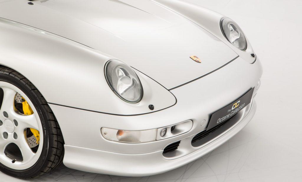 Porsche 911 993 Turbo S For Sale - Exterior 6