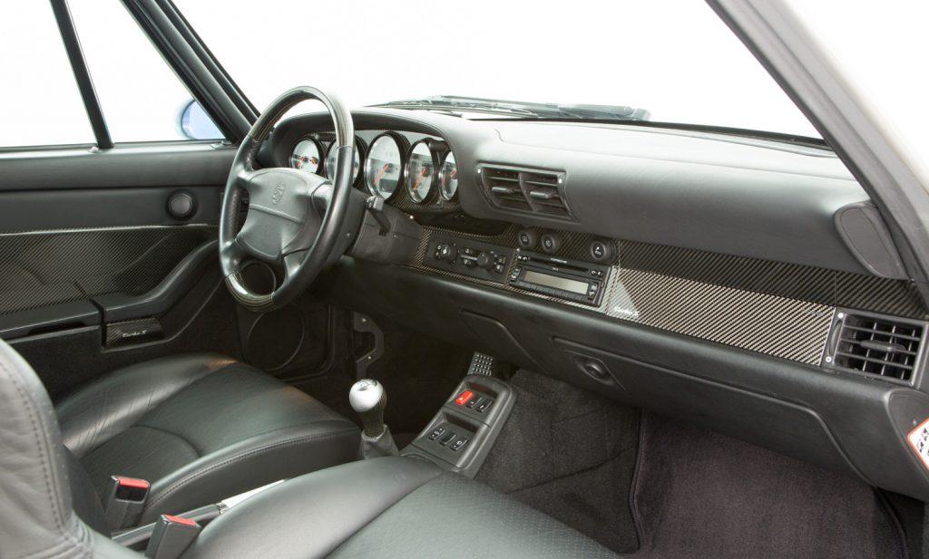 Porsche 911 993 Turbo S For Sale - Interior 4